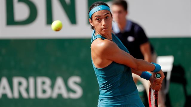 Roland-Garros EN DIRECT : Garcia vire en tête, Herbert et Chardy au 5e set