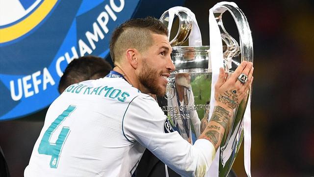 УЕФА не накажет Рамоса за удар локтем Кариуса в финале ЛЧ