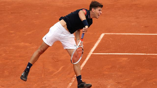 Thiem – Berrettini EN DIRECT