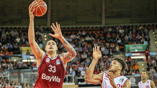 Bayern stürzt Meister Bamberg und zieht ins Finale ein