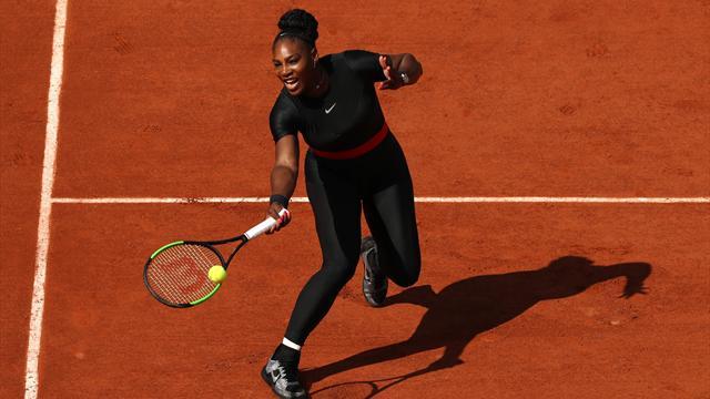 """Serena joue l'apaisement concernant sa tenue : """"Je suis sûre qu'on va parvenir à un accord"""""""