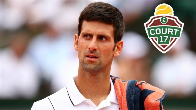 """Djokovic n'est pas encore prêt mentalement"""