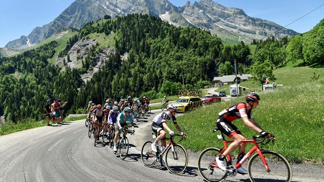 Watch the Critérium du Dauphiné LIVE on Eurosport Player
