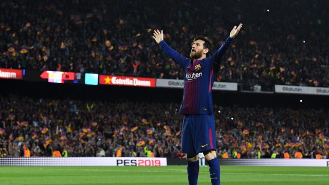 Месси: «Не хочу, чтобы «Реал» выигрывал, хочу побеждать сам»