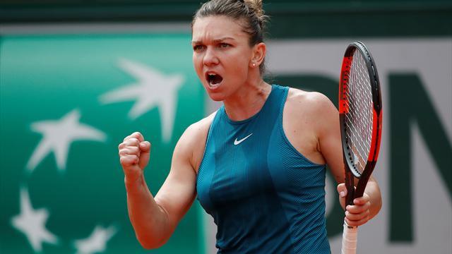 Halep ondanks slechte start naar 2e ronde Roland Garros