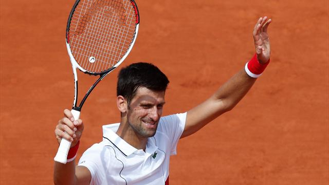 Novak Djokovic recovers to beat Roberto Bautista Agut and progress