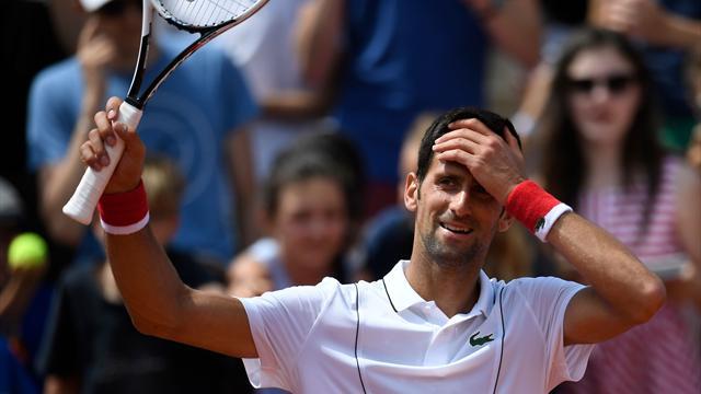 Solide Djokovic maatje te groot voor talentvolle Munar