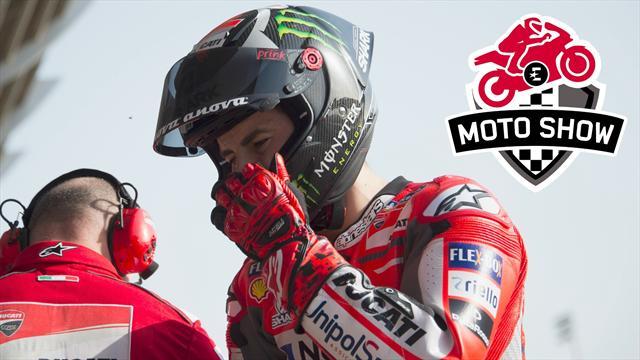 Moto GP - 55e pole position pour Valentino Rossi
