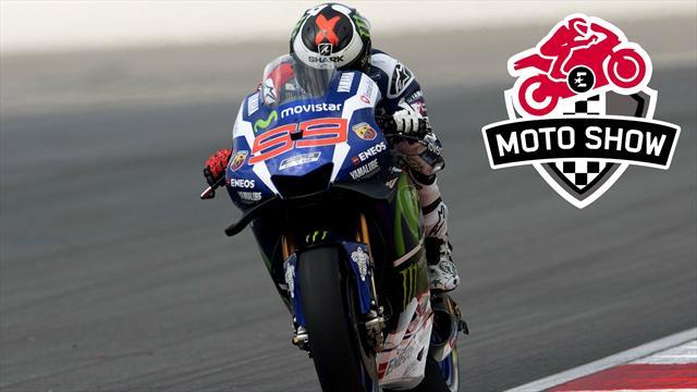 Retour en force de Jorge Lorenzo — MotoGP d'Italie