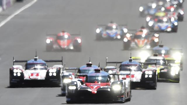 Watch the 24 hours of Le Mans LIVE on Eurosport Player