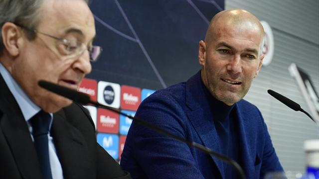 Zidane resigns as Madrid manager: 'This team needs a different voice'