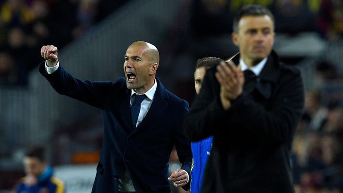 Paper Round: Zinedine Zidane eyes Manchester United job