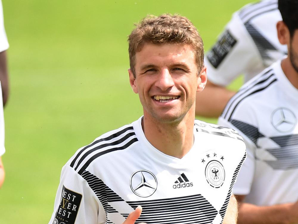 Томас Мюллер, сборная Германии