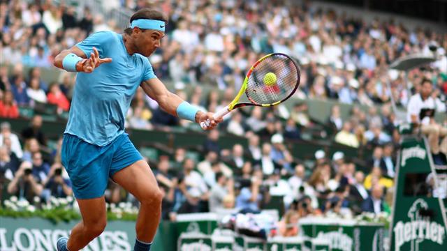 Gasquet n'a pas existé face à Nadal — Roland-Garros