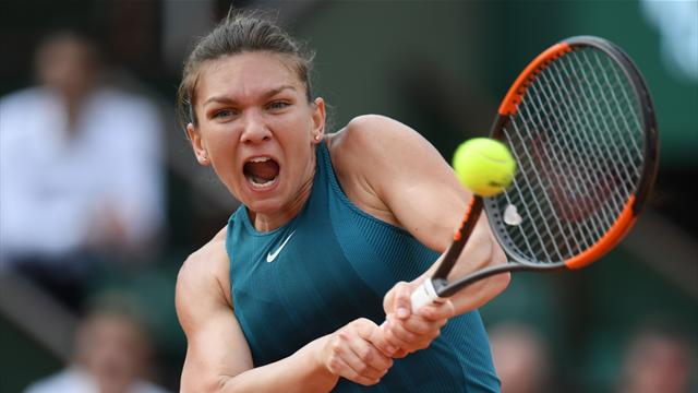 Halep, une correction pour filer au 3e tour