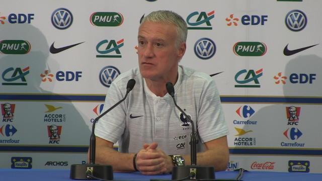Deschamps : «Zidane sera sélectionneur à un moment donné»