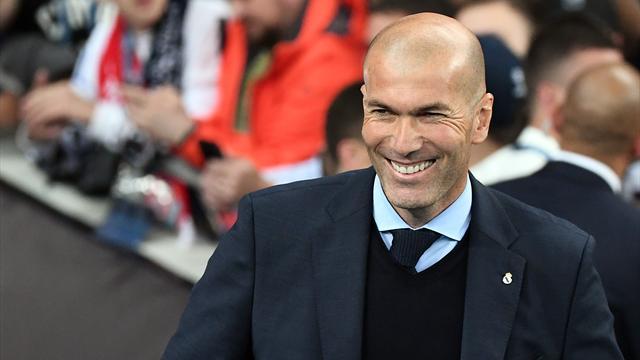 Il est libre, Zidane !