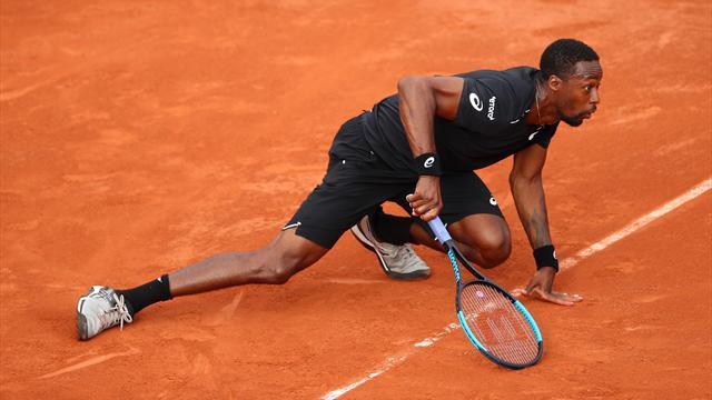 David Goffin affronte Gaël Monfils au 3e tour (direct) — Roland-Garros