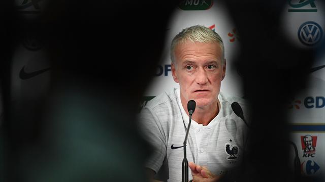 Deschamps : «Zidane ? Rien ne pourra me faire perdre mon calme et ma sérénité»