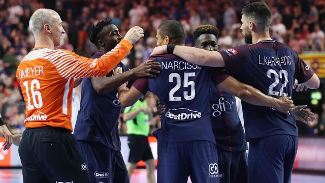 Le PSG se console avec un nouveau titre de champion de France