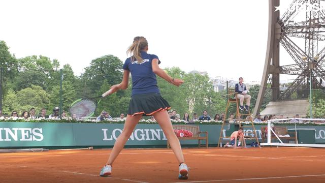 Longines Future Tennis Aces : En route pour les quarts de finale
