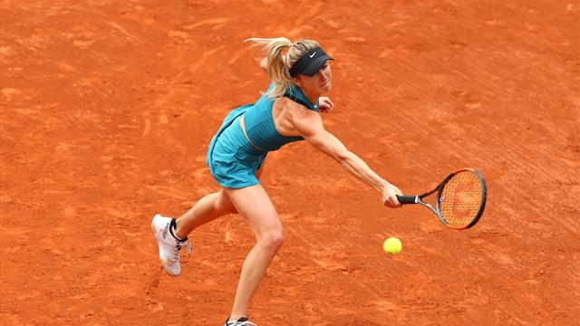 Svitolina Stunned By Buzarnescu At Roland Garros