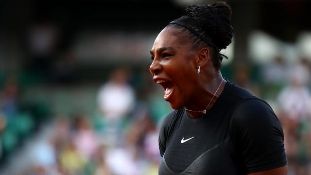 Rolland Garros : Serena Williams déclare forfait