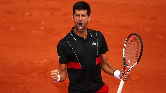 Djokovic : «Je ne veux pas m'arrêter là»