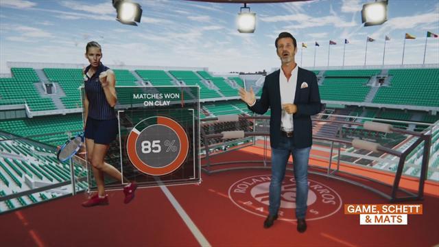 Roland Garros 2018, The Coach: La enrachada Pliskova frente a la renacida Sharapova