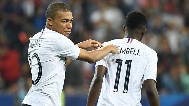Mondial 2018 : la France s'impose difficilement 2/1 face à l'Australie