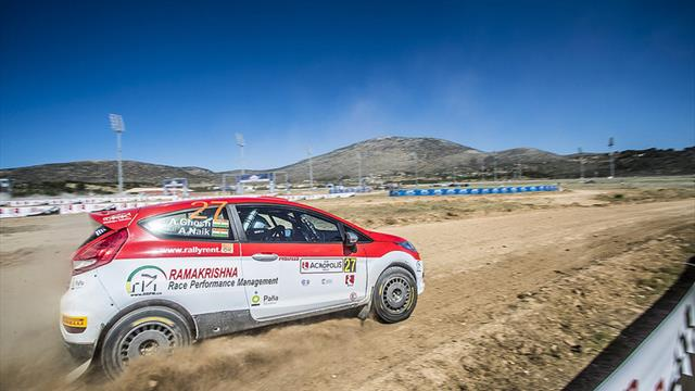 Oh my Ghosh! Debutant leads ERC3 category in Acropolis