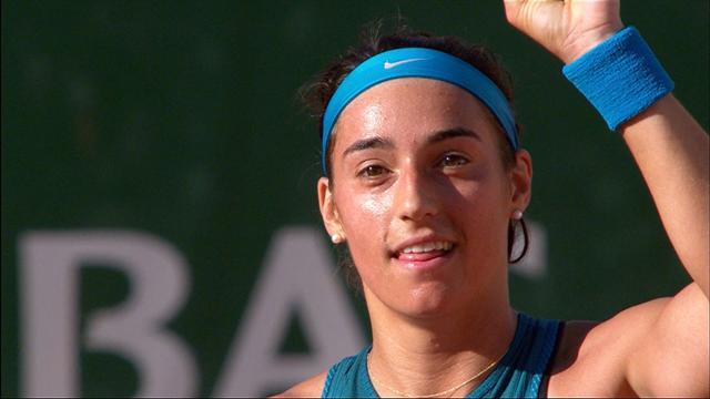 Le rêve évanoui de Caroline Garcia — Roland-Garros