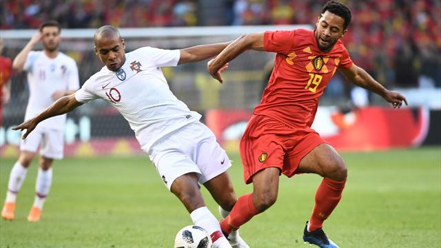 Belgique et Portugal, défenses au point