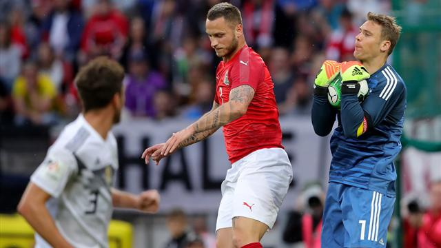 Très bon malgré la défaite, Neuer a levé les derniers doutes
