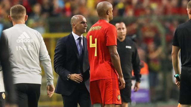 Martinez inquiet après la blessure de Kompany