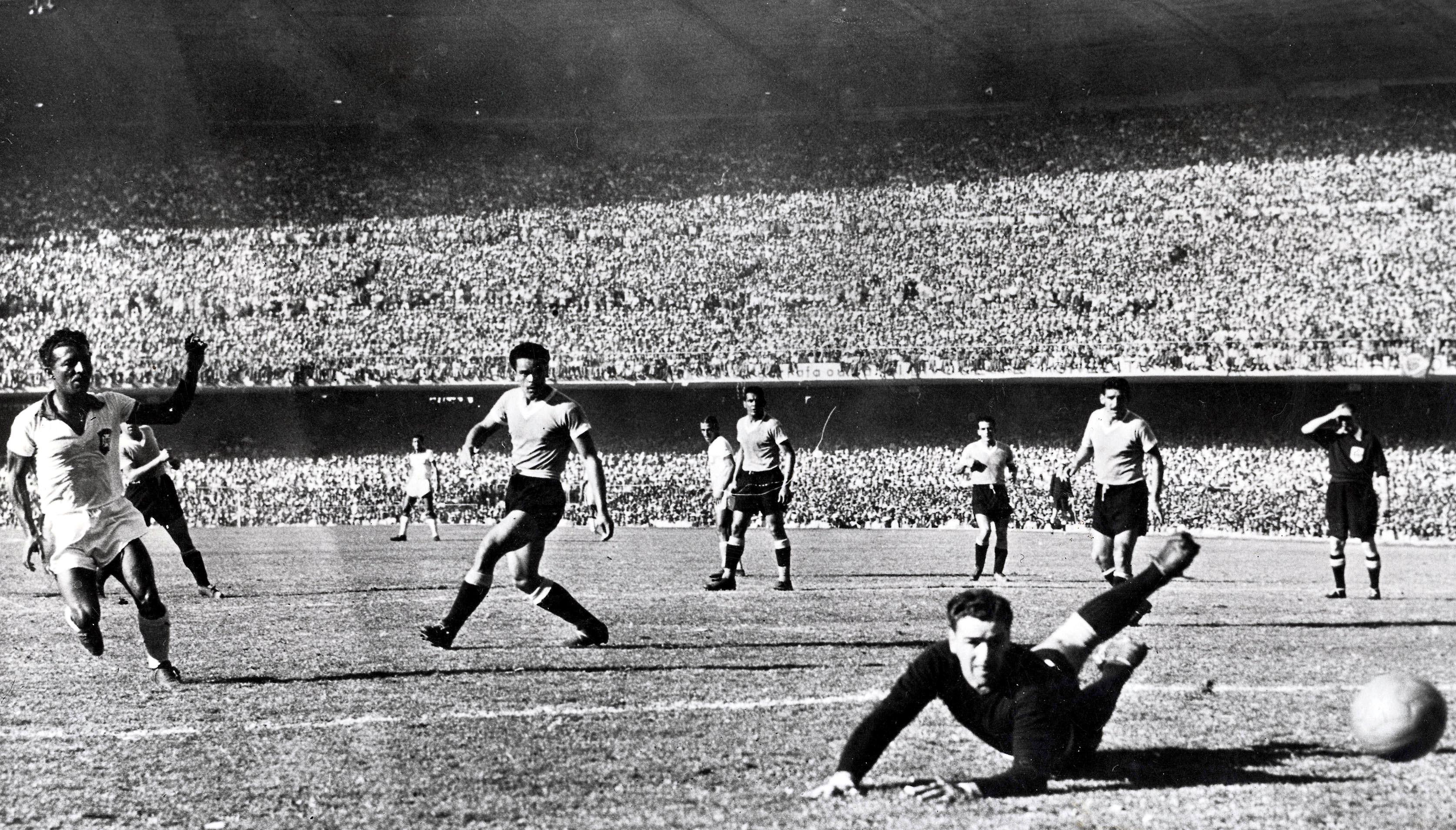 Бразилия - Уругвай 1950