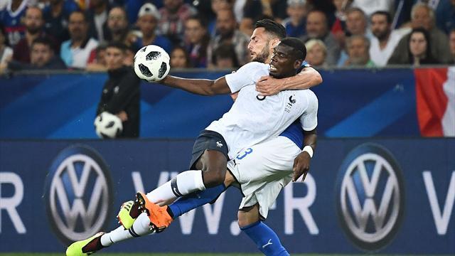 Deschamps : «Pogba doit hausser son niveau de jeu»