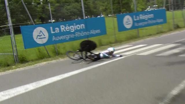Michał Kwiatkowski (Team Sky) remporte le prologue à Valence — Critérium du Dauphiné
