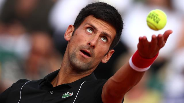 Pour Djokovic, Cecchinato est tout sauf un inconnu