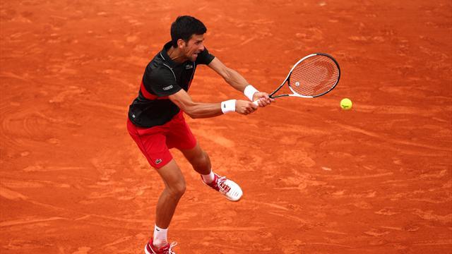 Djokovic – Cecchinato EN DIRECT