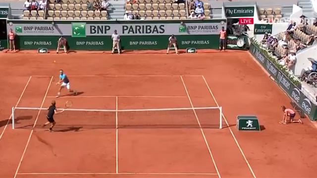 Tennis: Djokovic ko, lacrime Cecchinato