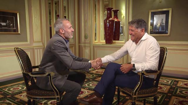 Toni racconta Rafael Nadal
