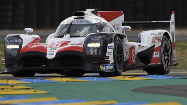 Die 24 Stunden von Le Mans jetzt live im TV und im Eurosport Player