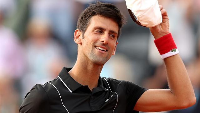 Verdasco mis de côté, Djokovic reprend enfin le quart