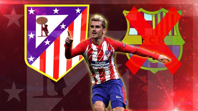 Euro Papers: Antoine Griezmann shuns shocked Barcelona