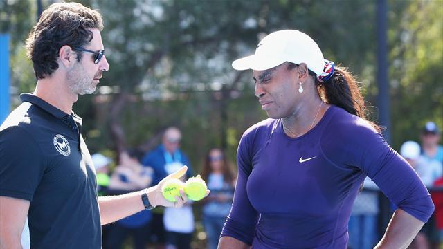 Pour Patrick Mouratoglou, Serena doit retenir les leçons de 2015