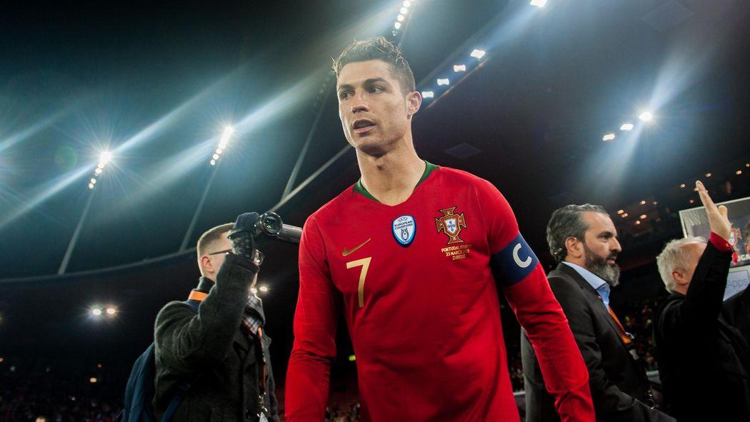 ĐT Bồ Đào Nha công bố số áo dự World Cup 2018