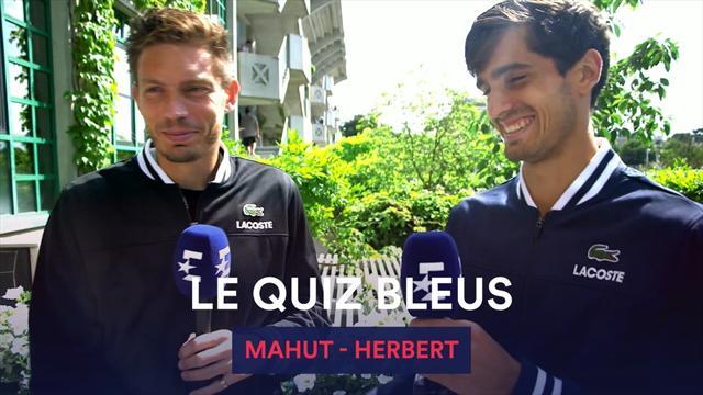 Roland-Garros : la paire française Herbert-Mahut titrée en double