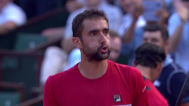 Highlights: Cilic overcomes Fognini in five-set epic
