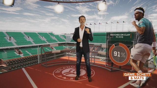 The Coach : Gare au coup droit de Cecchinato, il est plus rapide que celui de Nadal !